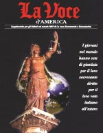 La Voce - La Voce d'America - Supplemento 2007