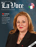 La Voce - Nancy Sansone